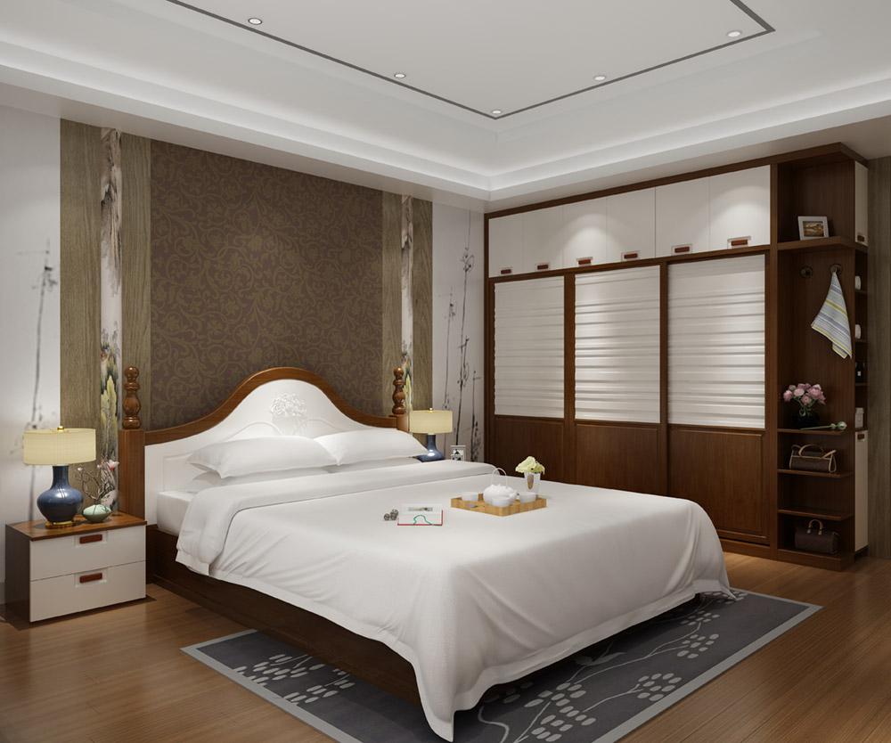 现代卧室-亿象小站